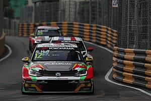 WTCR Macau: Dubbele pole voor Huff, Coronel in achterhoede