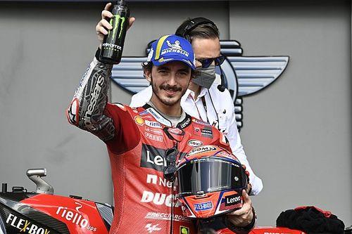 MotoGP: Bagnaia nem tesz kétségbeesett lépéseket a bajnoki cím reményében