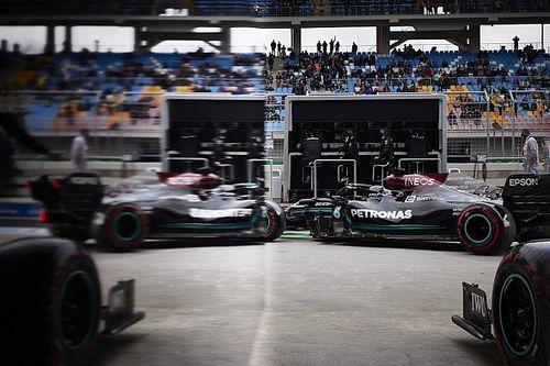 Petronas podría dejar de patrocinar a Mercedes