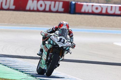 Baz doubts impressive Jerez cameo will alter future plans