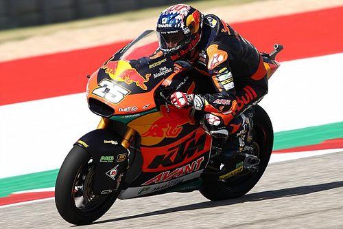 Moto2アメリカズ予選:タイトル争うフェルナンデスがポールポジション獲得。小椋藍は8番手に