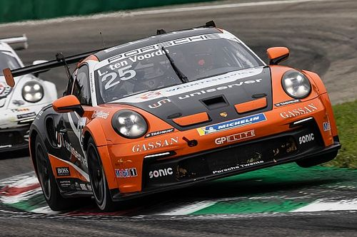 Porsche Carrera Cup Almanya: Monza'da 2. yarışı ten Voorde kazandı, Ayhancan 2. oldu