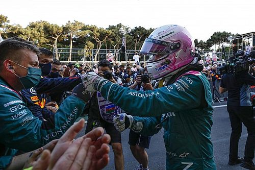 """ベッテル、新たなレベルに……F1での""""満足度""""は「勝てるかどうか」だけではない?"""