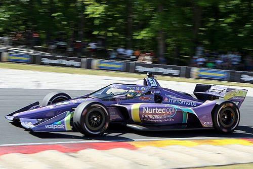 Grosjean debutará en IndyCar en un óvalo en Gateway