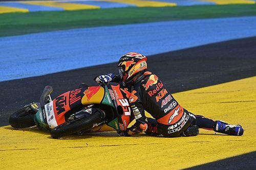 Acosta Lulus Ujian Kesabaran di Moto3 Prancis