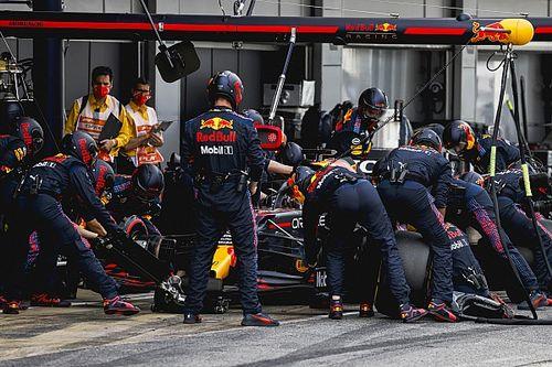 Red Bull nie mógł nic zrobić