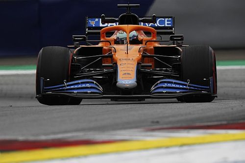 "Ricciardo ""not going to panic"" over Austria F1 Friday form"