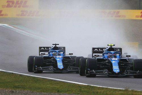 Alonso, tamamladığı ilk yarışta çok şey öğrenmiş