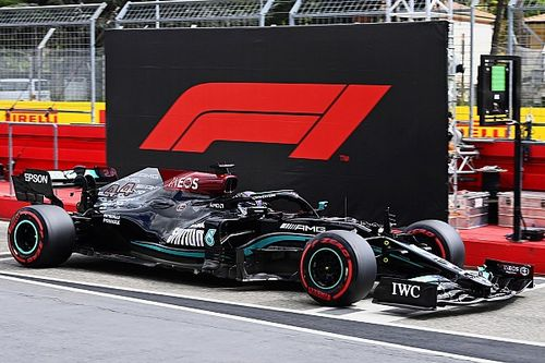 Hamilton never expected to outqualify both Red Bulls at Emilia Romagna GP