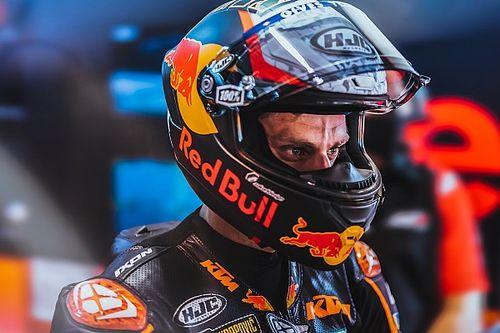 "Binder responds to ""sensitive"" Rossi after criticism"