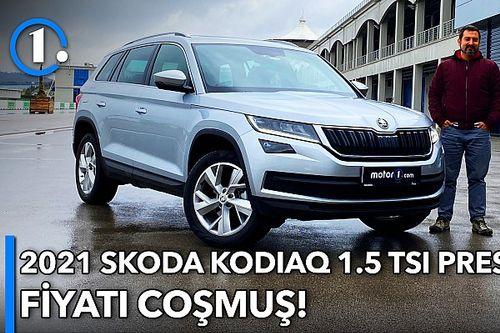 2021 Skoda Kodiaq 1.5 TSI Prestige | Neleri Farklı?