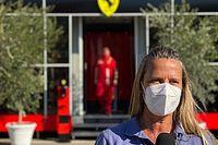 """Mariana Becker relata troca de probiótico por sonífero antes de entrevista com Rosberg: """"Não sabia o que estava acontecendo"""""""