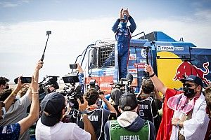 Dakar Camion: scopriamo qual è il vero segreto Kamaz