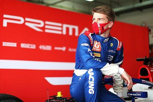 Шварцман стал 9-м по итогам тестов Формулы 2 в Барселоне