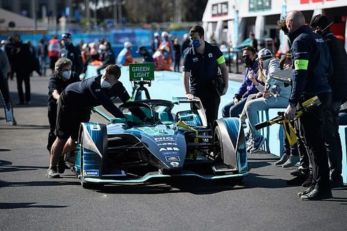 NIO 333 Formula E team fined for COVID-19 rules breach