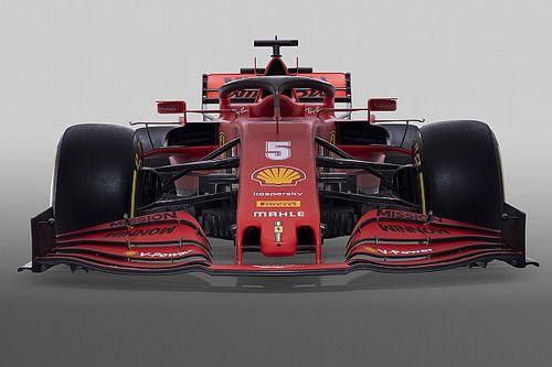 Vergleich Formel-1-Autos 2020 vs. 2019: Ferrari
