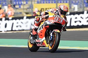 Márquez szerint mindenhol erős lehet a Honda az új vázzal