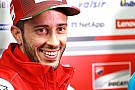 Dovizioso signs new two-year Ducati contract