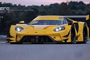 Автомобілі Важливі новини Рендерінг: Ford GT у вигляді машини DTM