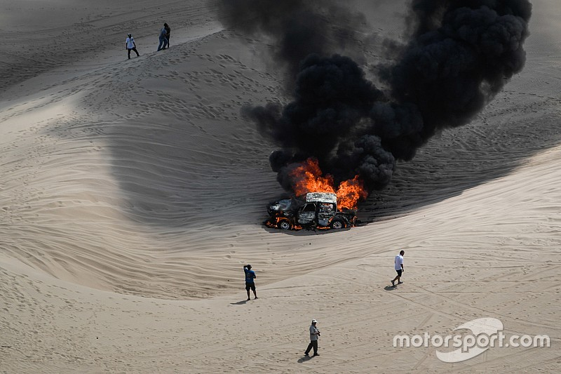 Dakar 2018: De chaos van de eerste week in cijfers