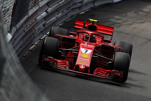 Forma-1 Motorsport.com hírek Räikkönen nem számolna egyértelműen a Red Bull rajtelsőségével Monacóban