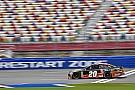 NASCAR Sprint Cup Erik Jones fue el más rápido en la práctica final para la Coke 600 y Suárez en 21