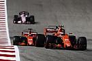 Alonso y Vandoorne saldrán al fondo de la parrilla en México