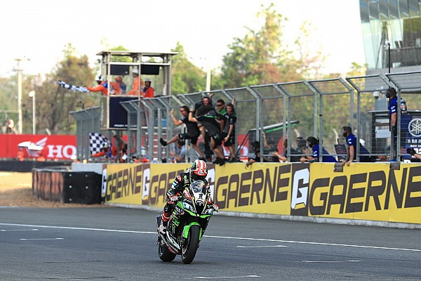 World Superbike Race report WorldSBK Thailand: Rea rebut kemenangan pertama musim ini