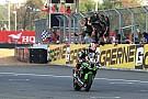 WSBK Fotogallery: prima vittoria per Rea e la Kawasaki in Gara 1 Buriram