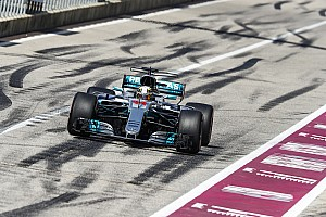 Formula 1 Practice report United States GP: Hamilton completes practice sweep