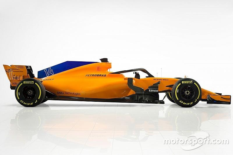 Brown: Retorno ao laranja prova que McLaren ouviu os fãs