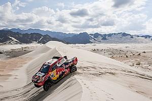 Dakar Resumen del tramo Peterhansel falla y Sainz está cerca de su segunda victoria en el Dakar