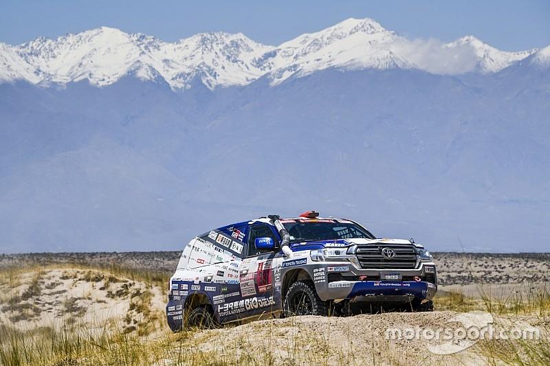 Dakar 2018: Toyota rebut kategori produksi