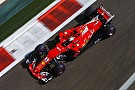 Vettel bate Hamilton no primeiro treino em Abu Dhabi