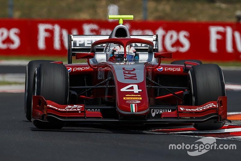 Formel 2 Ungarn: Wahnsinnsfahrt bringt de Vries unglaublichen Sieg ein