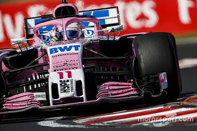 Rich Energy aún no se rinde en su deseo de comprar Force India