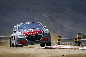 Team Hansen secures World RX comeback after Peugeot exit