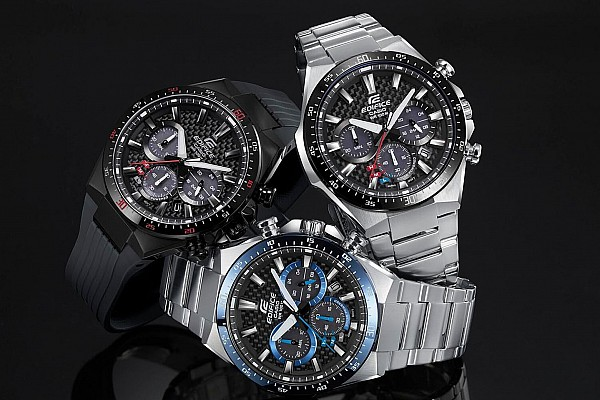 General Special feature A closer look at Casio's EQS800 series of watches