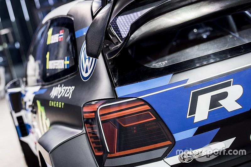 Technische Daten des Volkswagen Polo R für die WRX 2018