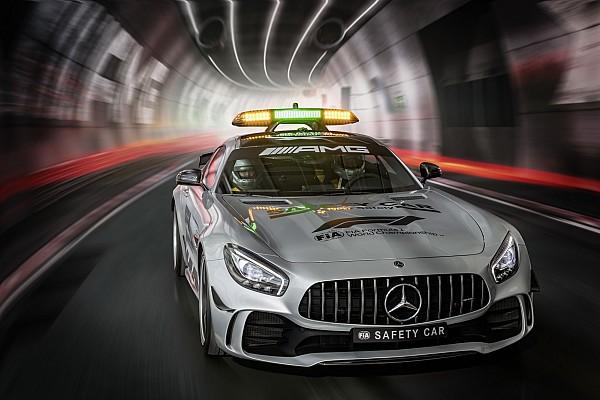 Formula 1 Son dakika 2018 sezonununda kullanılacak güvenlik aracı tanıtıldı