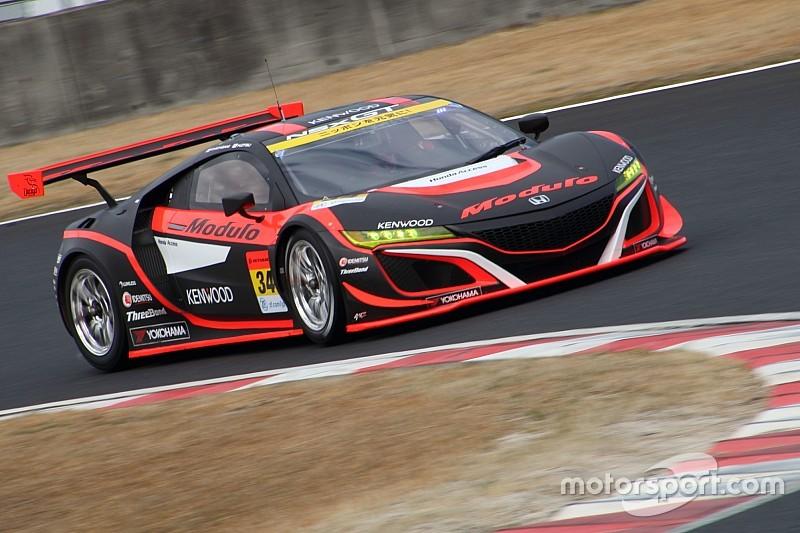 ドラゴNSX GT3の道上龍「決勝に強いセットアップ目指す」