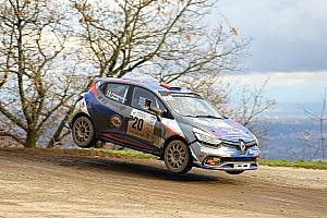 Rallye Pays du Gier: Styve Juif vince il Clio R3T Alps Trophy