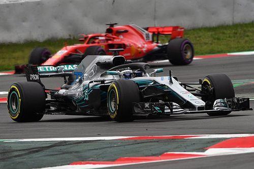 مرسيدس: محركات الفورمولا واحد لا تمتلك حدوداً قصوى