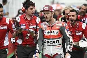 MotoGP News Andrea Dovizioso: