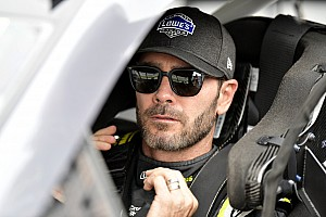 NASCAR Cup Breaking news Could Jimmie Johnson be the next to join Red Bull's army of athletes?