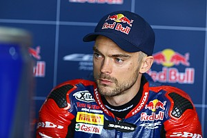 World Superbike Breaking news Injured Camier to miss Assen WSBK round