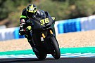 Moto2 Mir says first Moto2 test was