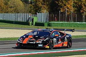 Lamborghini Super Trofeo Crónica de Clasificación Final mundial de Lamborghini: Grenier toma la pole para la final de Super Trofeo Europa