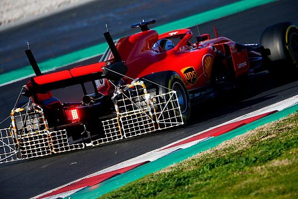 Vettel nyerte az ötödik F1-es tesztnapot: dupla KO a McLarennél, gyors a Toro Rosso