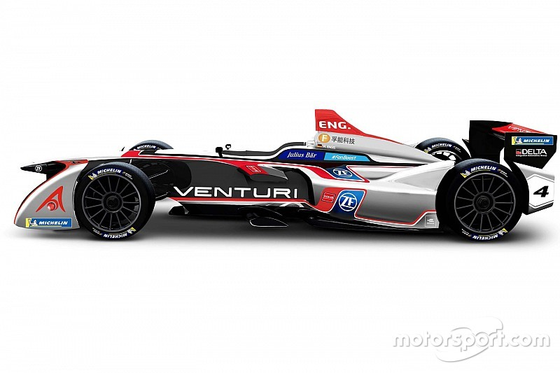 Venturi Partners With Hwa For New Formula E Season